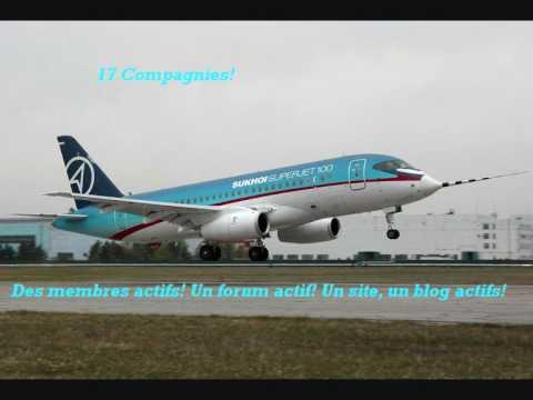 FLY ATLANTIC ALLIANCE Video 1