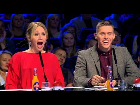 Ísland Got Talent - Súludans í sérflokki