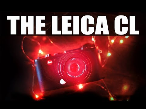 The 2017 Leica CL Digital Camera Review! A Real Mini M?