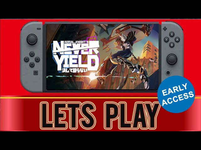 Aerial_Knight's Never Yield Nintendo Switch Level 2