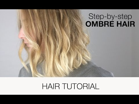 Ombre Hair Tutorial