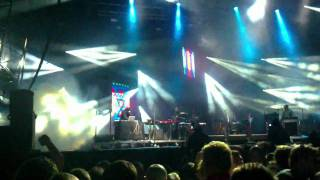 Leftfield @ Rock Ness 2010 - Afrika Shox