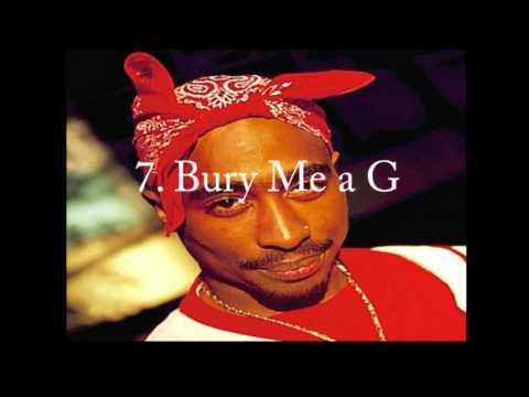Top 20 Tupac Songs