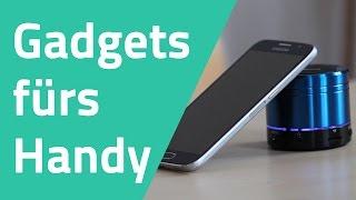 Die besten Technik Gadgets für Smartphones unter 35 Euro!