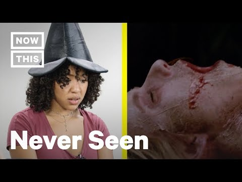 Download These People Have Never Seen 'American Horror Story: Coven' | NowThis