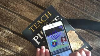كيفية إنشاء #BookSnaps - R. E. A. L. الحديث w/تارا مارتن الحلقة 3