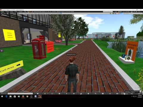 Getting Started in Second Life