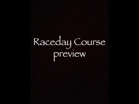 Raceday Course preview with Alrik Bachmann