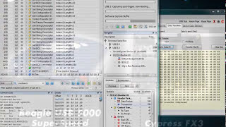 Cypress Fx3 Mcu And The Beagle Usb 5000 Superspeed Protocol Analyzer