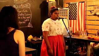"Nisha Patel - ""menstrual justice"""