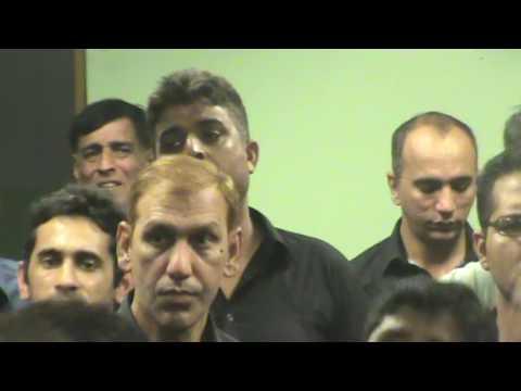 Pursa Matamdari 2nd Muharram 2016 | Imam Bargah Alqaim Barcelona