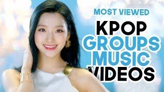 «TOP 55» MOST VIEWED KPOP GROUPS MUSIC VIDEOS OF 2019 (June, Week 2)
