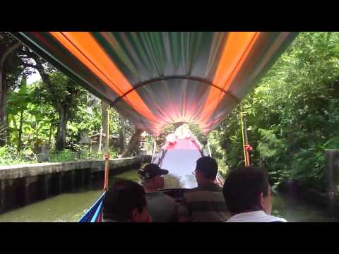 Canal Tour Bangkok by Thai Tour Guide
