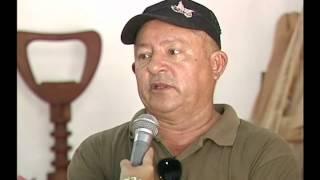 Inaugura pintor Nelson Domínguez primera exposición personal en Camagüey