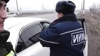 Кыргызстанда авто дорожный правиланы башнан окууту...