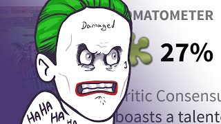 Joker Reacts to SUICIDE SQUAD Criticism! (Animated Parody)