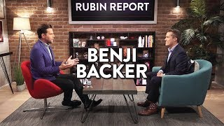 Millennial Conservative Environmentalist (Benji Backer Full Interview)