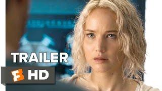 PASSENGERS: Official Trailer (2016) Jennifer Lawrence, Chris Pratt 3D
