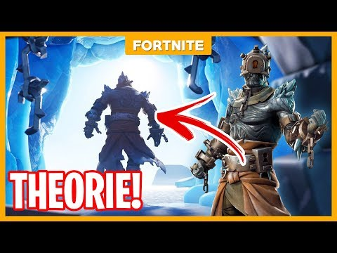 DE PRISONER VAN POLAR PEAK IS ONTSNAPT! - Fortnite Theorie