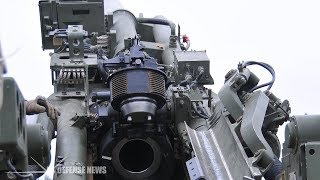 U.S. Army's New Supergun Could Hit Targets in China