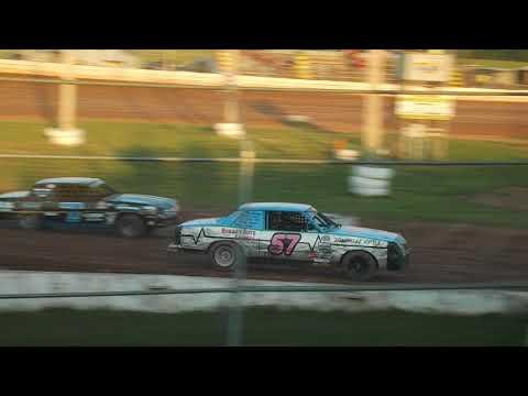 Pure Stock Heat - ABC Raceway 7/14/18