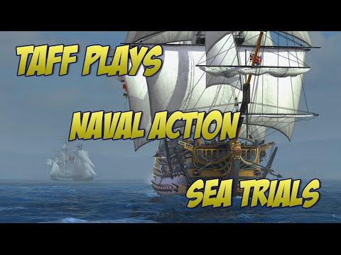 Naval Action Beta - Sea Combat Trials