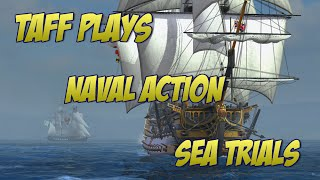Naval Action Beta - Sea Combat Trials