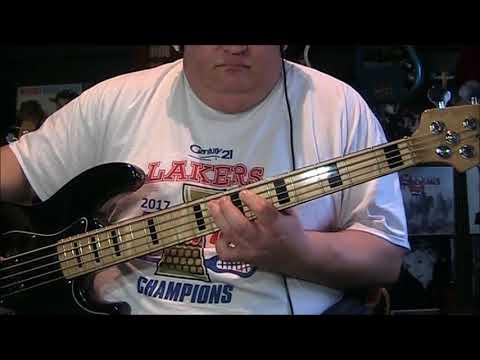 Nightwish Sleeping Sun Bass Cover with Notes & Tab