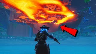 *NEW* Get UNDER MAP in Fortnite Season 9! (Under Map Glitch Season 9)