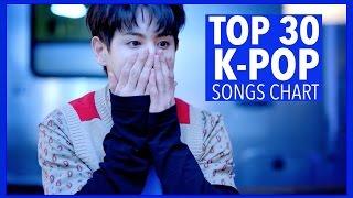 K-VILLE'S [TOP 30] K-POP SONGS CHART - MARCH 2017 (WEEK 3)