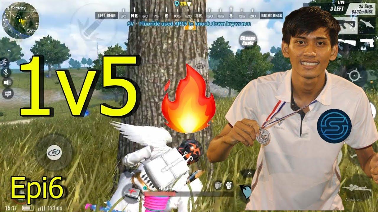 ROS•1v5 full gameplay #Epi6