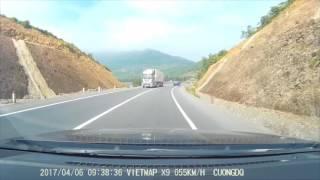 Bắn tốc độ Lăng Cô - Huế - Xe bán tải Xanh dính tốc độ ở Lăng Cô?