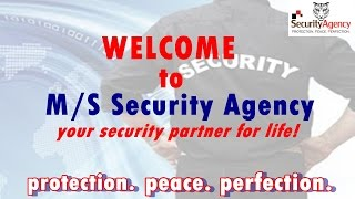 M/S Security Agency Company Profile