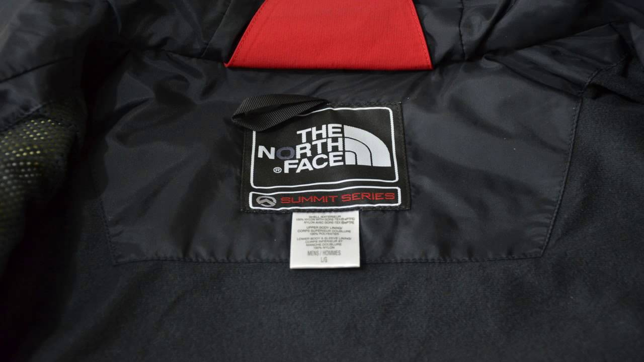 the north face serie