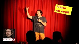Costel Stand-up Comedy Official - &quotCopii si Eco Friendly (Club 99)