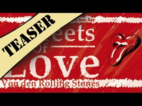 Teaser | Carlo Büchner feat. RAY - Streets Of Love (Rolling Stones)