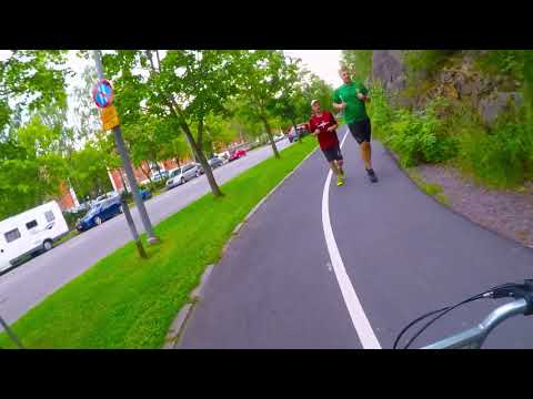 Finland _ Cycling Tampere _Gopro