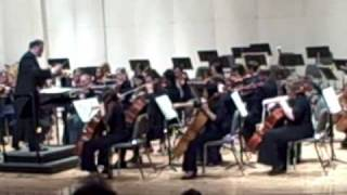 Holberg Suite - Mvt. 2 - UNR Symphony Orchestra Fall 2008