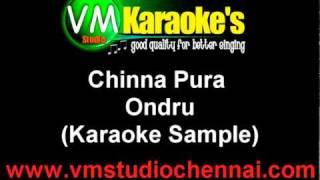 Chinna Pura Ondru Karaoke
