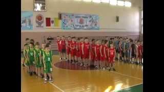 ОДЕССА ДЕТСКИЙ БАСКЕТБОЛ 27.04-12
