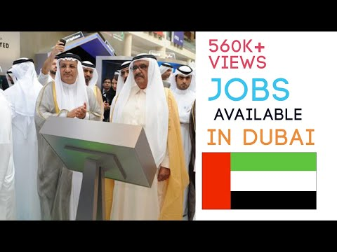JOBS AVAILABLE IN DUBAI AND ABU DHABI UAE | DUBAI CITY !!!