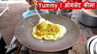 Diwali Special - Yummy ! Egg Dish Recipe | Indian Street Food