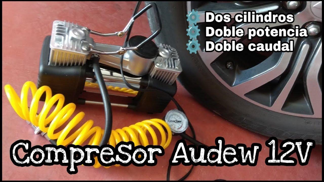 Doble trompeta cuerno del aire Compresor 12 V Coche Camión RV fuerte Camper Camioneta Bus