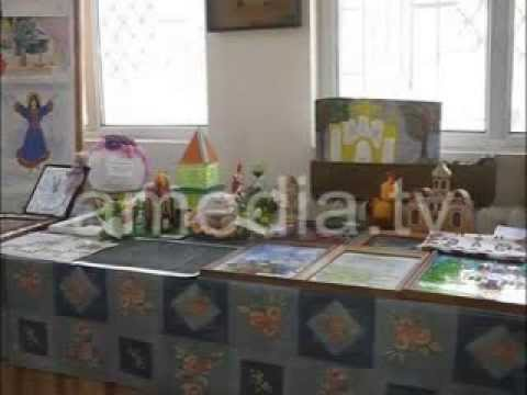 В храм на выставку (репортаж ТНТ-Армавир)