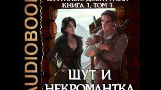 """2001584 Аудиокнига. Батаев Владимир """"За гранью добра и зла. Книга 1. Том 1. Шут и Некромантка"""""""