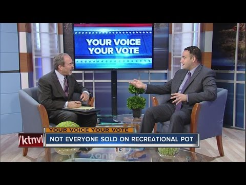 RALSTON: Jon talks to Kevin Sabet about marijuana initiative
