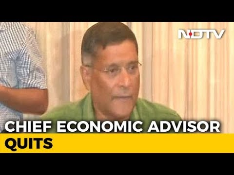 """""""Best Job, Not Without Controversy Sometimes"""", Says Arvind Subramanian"""