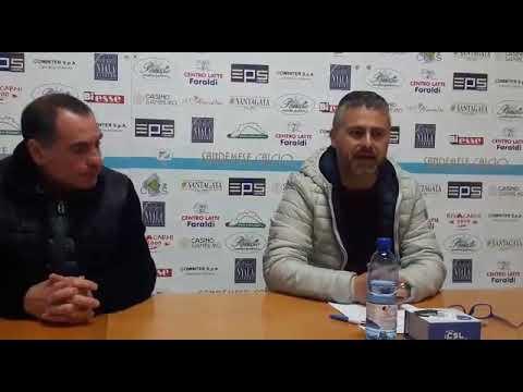 Sanremese: la conferenza stampa di Mister Massimo Costantino dopo le dimissioni