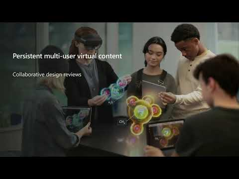 Build 2019: Developing Mobile Augmented Reality (AR) Applications With Azure Spatial Anchors