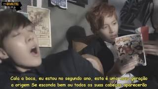 Video BTS - Second Grade [Legendado PT-BR] download MP3, 3GP, MP4, WEBM, AVI, FLV Juni 2018